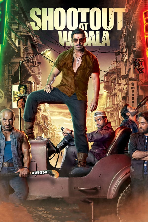 Shootout At Wadala (2013) (MUSIC VIDEO ALBUM) Untouched – BD50 DTS-HDMA 5.1 ESuBS By-TeaM DuS