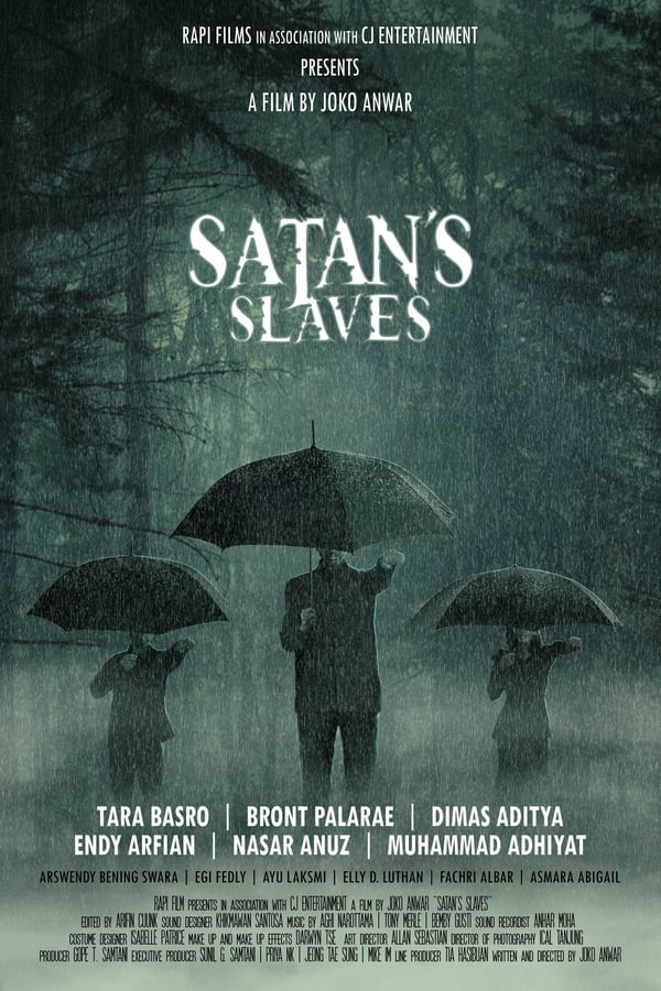 Satan's Slaves Movie Poster