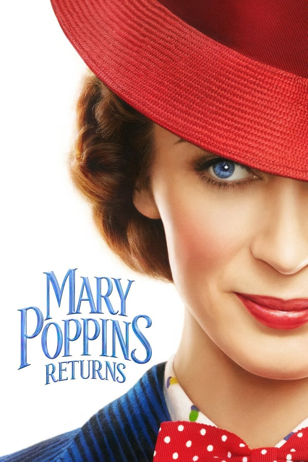 Marry Poppins Returns Movie Poster