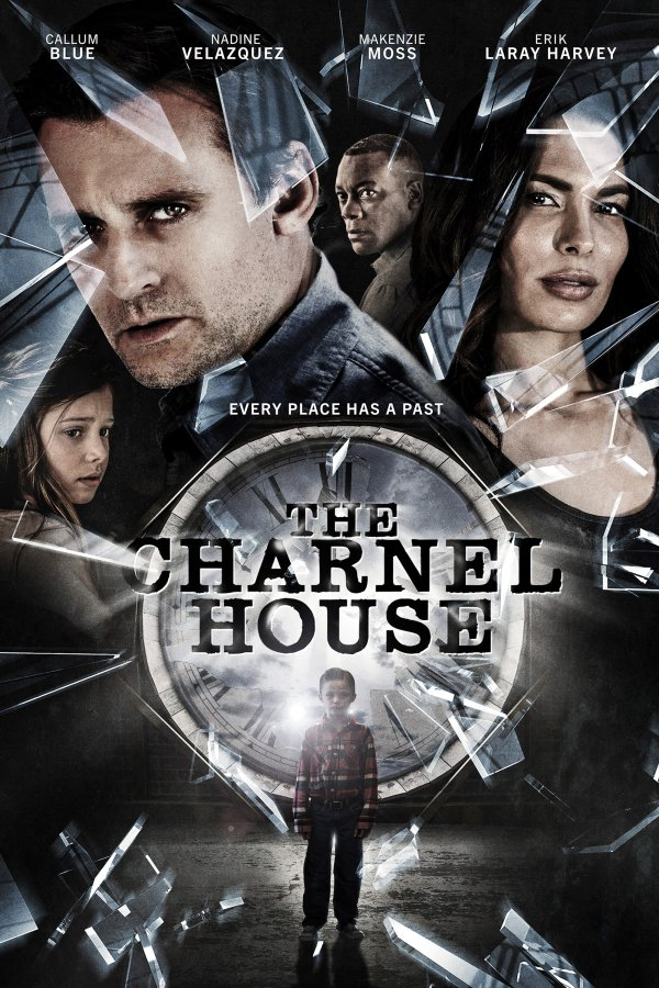 THE CHARNEL HOUSE Movie Poster