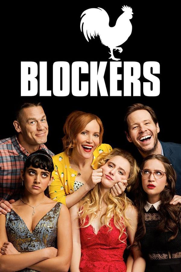 Blockers Movie Poster
