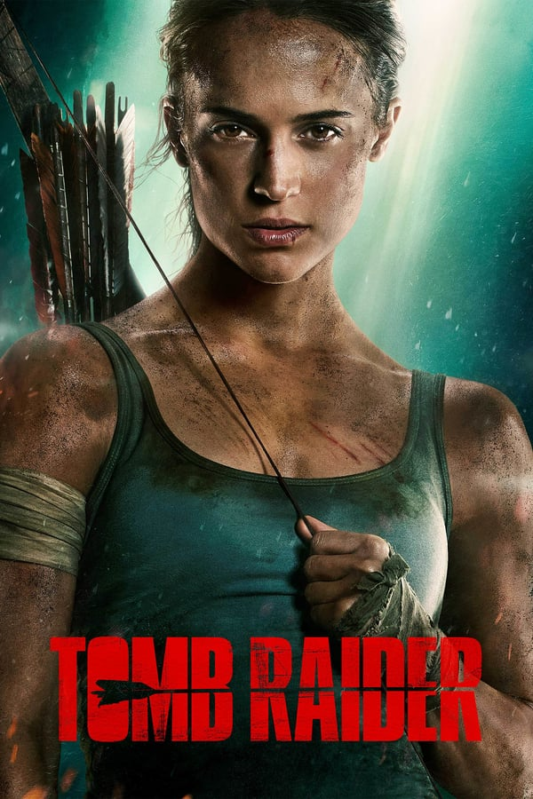 TOMB RAIDER (KOREA SUB) Movie Poster