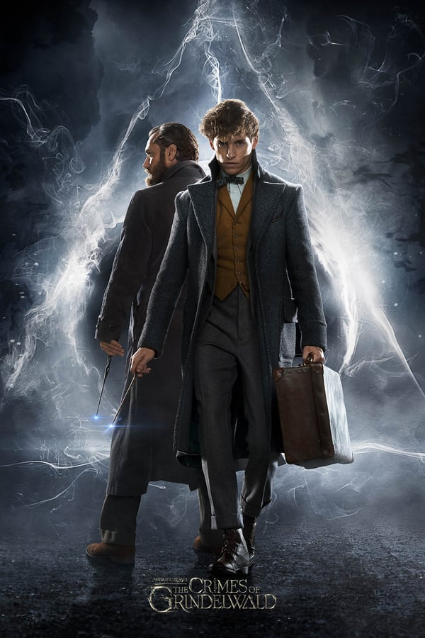 FANTASTIC BEAST: THE CRIMES OF GRINDELWALD Movie Poster