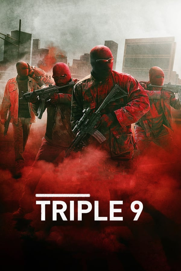 Triple Threat Movie Poster