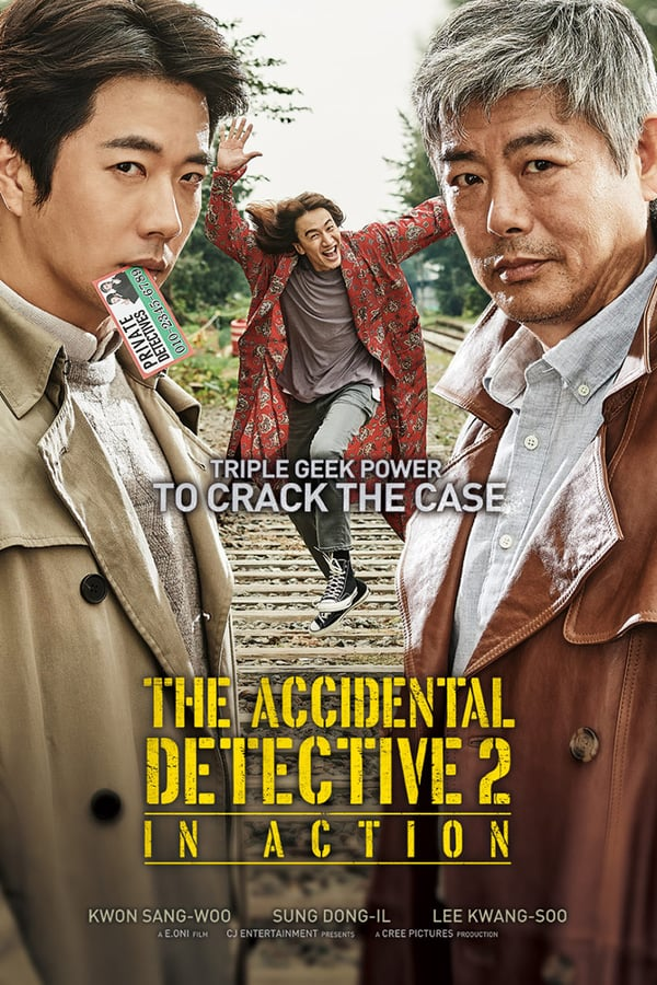 The Accidental Detective 2 Movie Poster