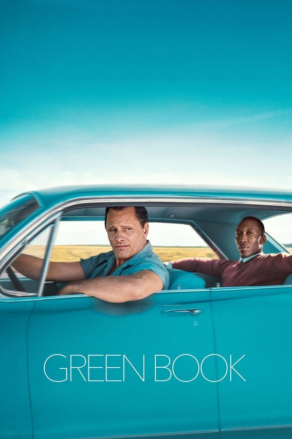 Green Book Movie Poster