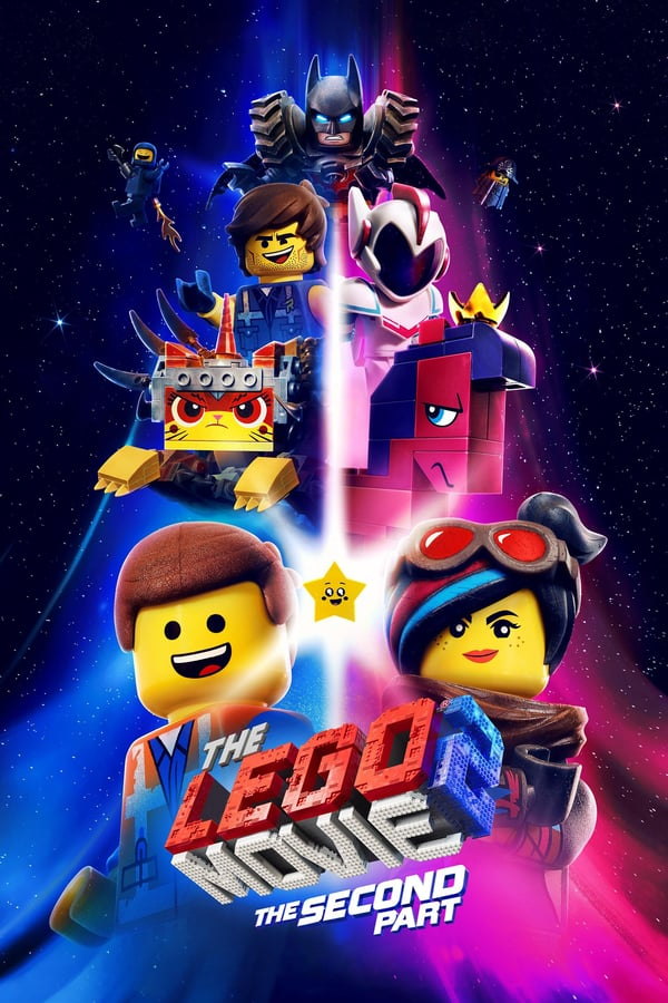 The Lego Movie 2 : The Second Part Movie Poster