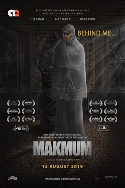 Makmum Movie Poster