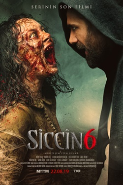 Siccin 6 Movie Poster
