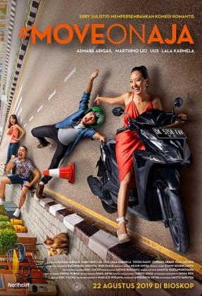 #Moveonaja Movie Poster