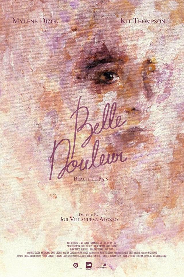 Belle Douleur: Beautiful Pain Movie Poster
