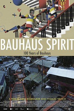 Bauhaus Spirit: 100 Years Of Bauhaus Movie Poster