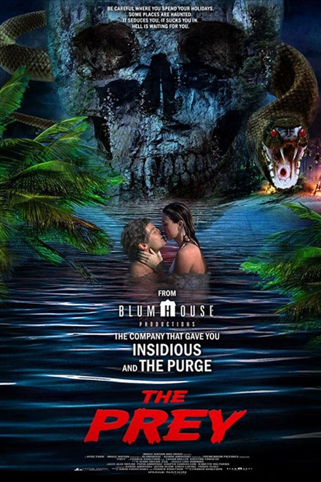 The Prey Movie Poster
