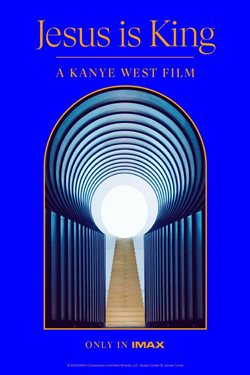 Jesus Is King: A Kanye West Movie Movie Poster