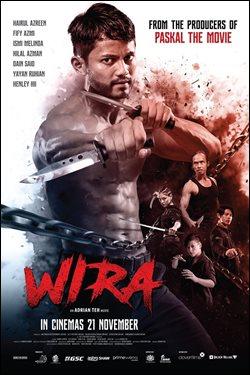Wira Movie Poster