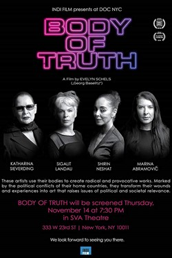 Body Of Truth Movie Poster