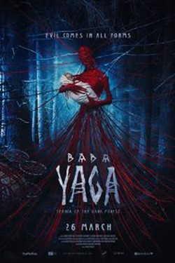 Baba Yaga: Terror Of The Dark Forest Movie Poster
