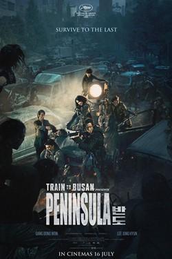 Train To Busan Presents Peninsula Movie Poster
