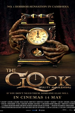 The Clock: Spirits Awakening Movie Poster