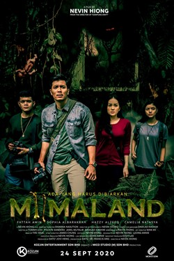Miimaland Movie Poster