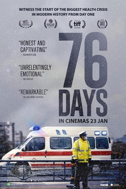 76 Days Movie Poster
