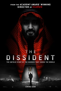 The Dissident Movie Poster