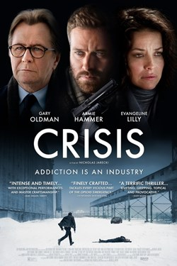 Crisis Movie Poster