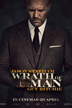 Wrath Of Man Movie Poster