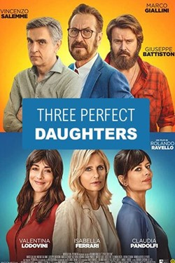 Three Perfect Daughters Movie Poster