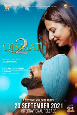 Qismat 2 Movie Poster