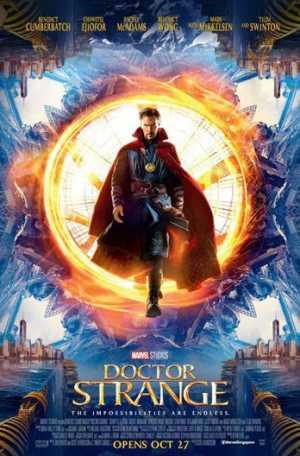 Marvel's Doctor Strange Movie Poster