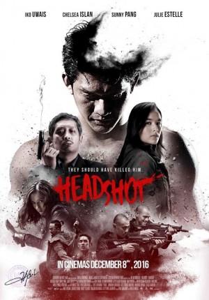 Headshot Movie Poster