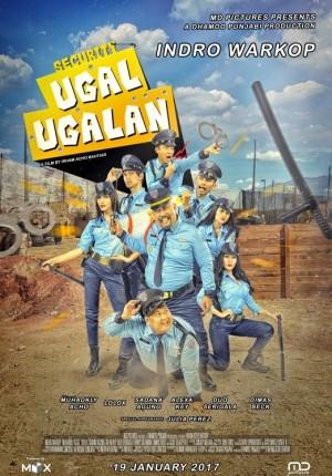 Security ugal ugalan Movie Poster