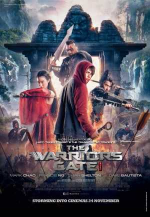 The WARRIOR'S GATE Movie Poster