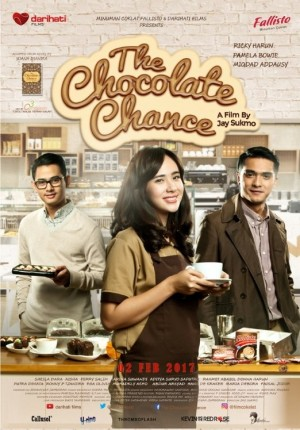 The chocolate chance Movie Poster