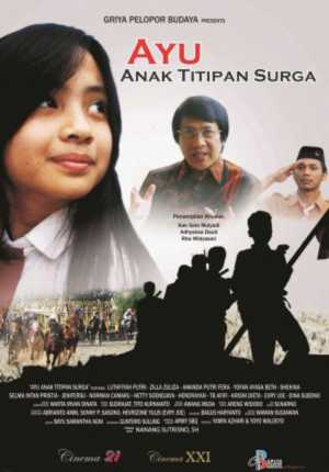 Ayu anak titipan surga Movie Poster
