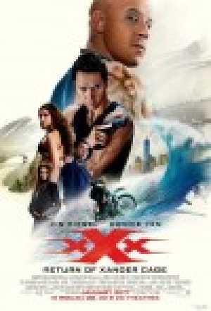 Xxx: return of xander cage Movie Poster