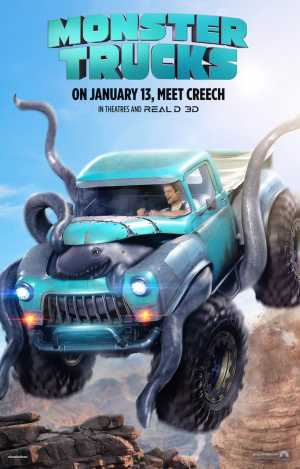 MONSTER TRUCK Movie Poster