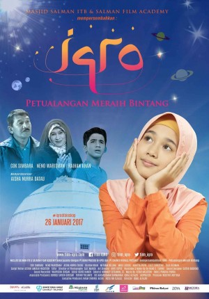 Iqro Movie Poster