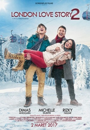 London love story 2 Movie Poster