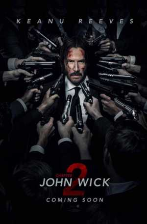 John Wick 2 Movie Poster