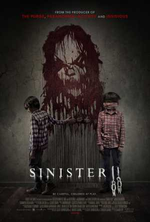 Sinister 2 Movie Poster