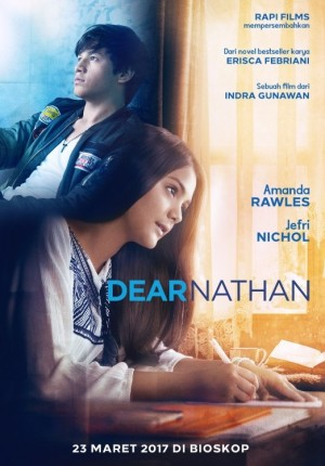 Dear nathan Movie Poster