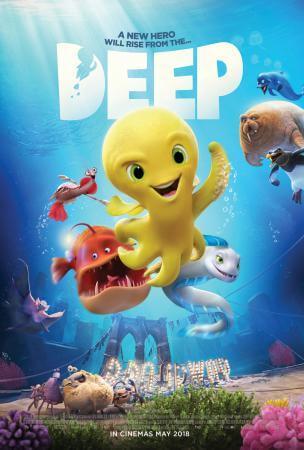 Deep Movie Poster
