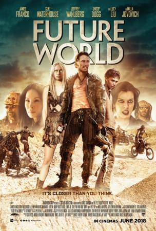 Future World  Movie Poster