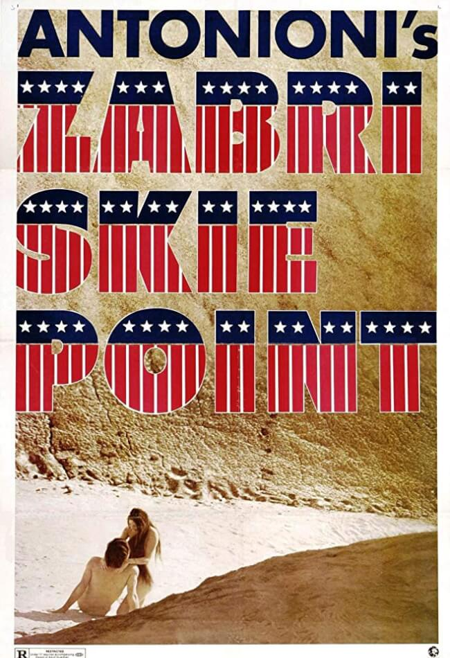 Zabriskie Point (1970)  Movie Poster