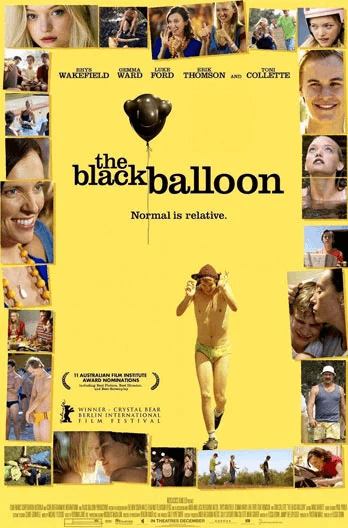 The Black Balloon Movie Poster