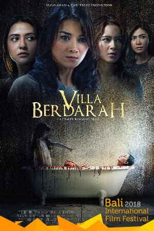 Villa Berdarah Movie Poster