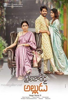 Saila Reddy Alludu Movie Poster