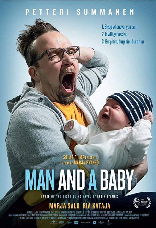 Man And A Baby  Movie Poster